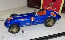 1/18 Carousel 1 #4502 Kurtis Kraft Roadster 1955 Indy 500 Bill Vukovich/Hopkins