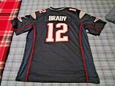 "Tom Brady Autographed Jersey Nike On Field XL New England Patriots NFL No ""COA""."