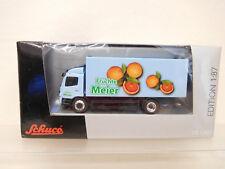 Esf-04619 SCHUCO h0 MERCEDES CAMION fruits Meier, très bon état