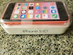 SPRINT IPHONE 5C PINK 8GB NEW