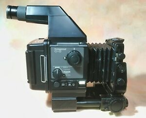 Fuji GX680 Medium Format Film Camera System with Angle Finder, Film back