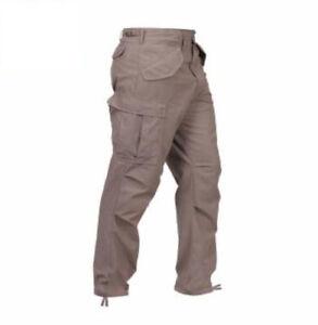 Rothco 2615 Khaki Vintage M-65 Field Pants