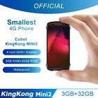 Best Mini Smartphones - 4'' CUBOT KingKong Mini 2 Android 10 Smartphone Review