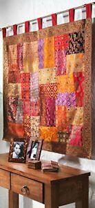 Jaipur Brocade patchwork Wall Hanging