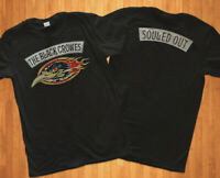 """RARE!!!Vintage 90s The Black Crowes Souled Out Winterland Mens T-Shirt """"NEW Bran"""