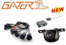 Gator G8R parking assistant hybrid Reverse Camera And 4x Sensor Kit - NEW