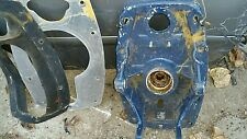 Boat pair of gearbox mountings