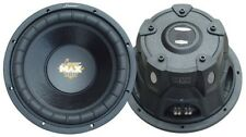 SOUND AROUND/LANZAR AUDIO 121600W Dual Voice Coil Subwoofer Driver for Enclosure