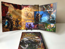 World of Warcraft Mists of Pandaria (PC CD-ROM 2012) - VGC - UK SELLER