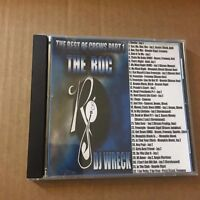 DJ Wreck Best of Crews ROCAFELLA Edition RARE Hip Hop Mix CD Mixtape