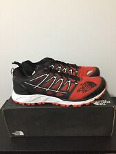 The North Face Ultra Endurance II Shoes UK 12 BLACK/RED