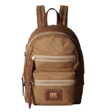 FRYE Ivy Tan Nylon Backpack 6060