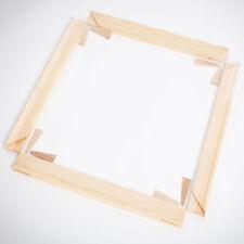 Keilrahmen Bausatz 2 cm Holzleisten Set selbst zusammenbauen ohne Leinwand ab 1€
