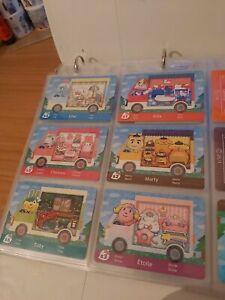 Amiibo cards NFC, Animal Crossing * SANRIO* COMPLETE