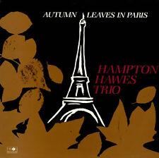 Hampton Hawes Trio CD Autumn Leaves in Paris Moon Records MCD 005-2 RARE JAZZ