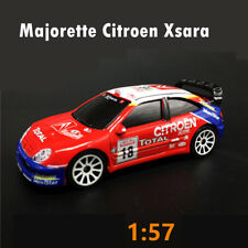 Majorette Citroen Xsara WRC 1:57 Racing Diecast Mini Car Collection Model