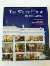 The White House in Miniature book 1994 dollhouse doll American Hb Dj Buckland