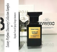 TOM FORD Vanille Fatale EDP - Perfume Discovery Sample - 5ml