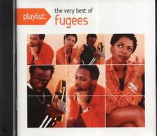 The Fugees The Very Best Of The Fugees CD Remastered Greatest Hits Official UK