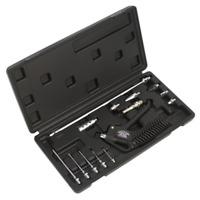 SA921 Sealey Air Blow Gun Kit 14pc [Blow Guns] Air Blow Guns Blow Guns, Air