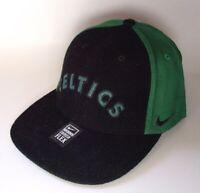 NIKE Team NBA REWIND Boston CELTICS Wool Hat Cap Mens Size XL Flexfit NEW NWT