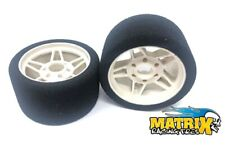 Gomme Tire Foam MATRIX Spugne 1/8 ON ROAD PRECISION 32° shore Front 8A32FP