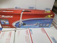 NEW IN BOX GENUINE AUTHENTIC RAZOR A2 KICK SCOOTER PURPLE FAST/FREE SHIPPING!!!!