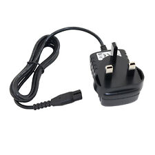 UK Mains Battery Power Charger Plug Lead Cable For Karcher Window Vacuum Cleaner