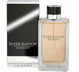 Davidoff Silver Shadow 100mL EDT Spray Authentic Perfume for Men COD PayPal