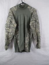 USGI ACU Massif Medium Digital Camo Army Combat Shirt Flame Resistant ACS