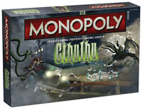 CTHULHU Edition Monopoly New 2016 8+ Boys Girls Usaopoly