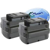 2X Battery for Dewalt 24V 24 Volt 3.3Ah NIMH DW0242 DW0240 DE0241 DE0243 NEW