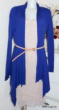 NOA NOA Neuf veste Moins Coton Mélange twilight bleu blue veste cardigan