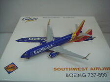"Gemini Jets 400 Southwest Airlines B737-800SWL ""2014s new color"" 1:400"