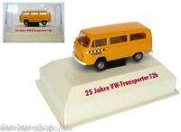 VW Bus T2 Modell - Brekina 1:87 H0 - 25 Jahre Transporter - NEU