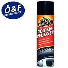 Armor All - Reifenpfleger 500 ml (17,98€/L) - Reifenpflege-Schaum Reifenglanz