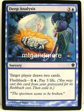 Magic Commander 2013 - 4x Deep Analysis