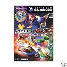 F-zero GX Nintendo gamecube GC Import Japan