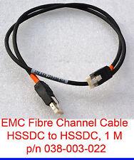EMC 038-003-022 HSSDC TO HSSDC FIBRE CHANNEL CABLE FC KABEL EMC² NETZWERKKABEL