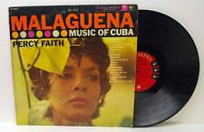 Percy Faith Malaguena Music of Cuba Vinyl LP Columbia VG+