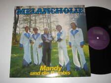 LP/MANDY UND DIE BAMBIS/MELANCHOLIE/bellaphon 22030001