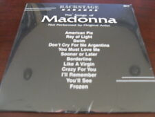 BACKSTAGE KARAOKE 6517 MADONNA CD+G SEALED