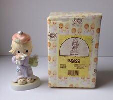 "1999 Precious Moments ""Bless You"" Porcelain Figurine 679879"