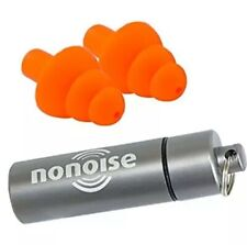 NoNoise Motorsport Noise Filter Hearing Ear Protection Brand New Pair 3PROM0160