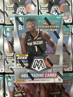 2019-2020 Panini Mosaic NBA Basketball Blaster Box Orange Prizm | SHIPS TODAY