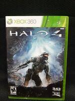 Halo 4 (Microsoft Xbox 360, 2012) NO Manual
