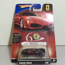 Modellino Ferrari Racer F50 #28 Hot Wheels 2007 metal scala 1:43 Box