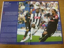 13/04/2007 Autographed Programme: West Bromwich Albion v Sheffield Wednesday - H