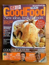 BBC Good Food October 2007 Magazine - Gordon Ramsay, John Torode