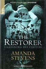 Amanda Stevens - THE RESTORER. LA SIGNORA DEI CIMITERI - Romanzo Horror